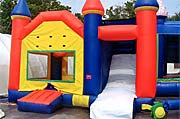 Castle Combo Inflatable Combo Rental