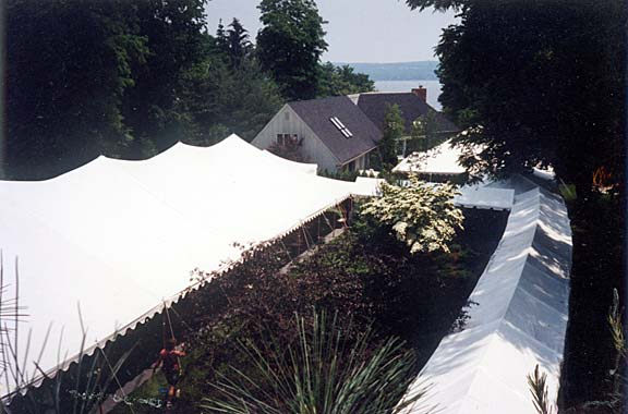Four Seasons Party Rentals Party And Tent Rental